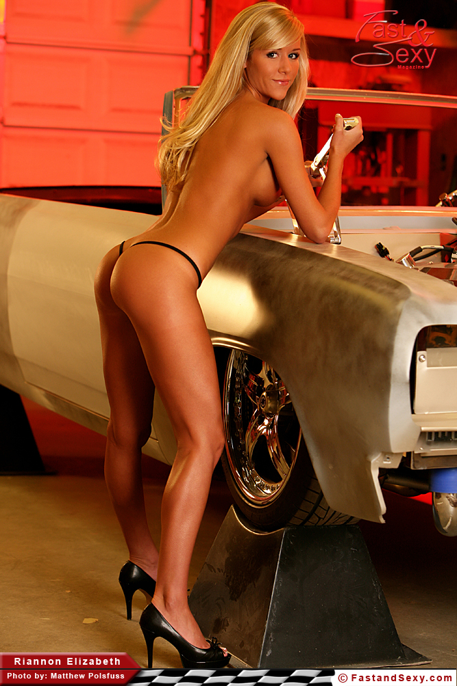hot nude girl with twin turbo chevelle fast amp sexy