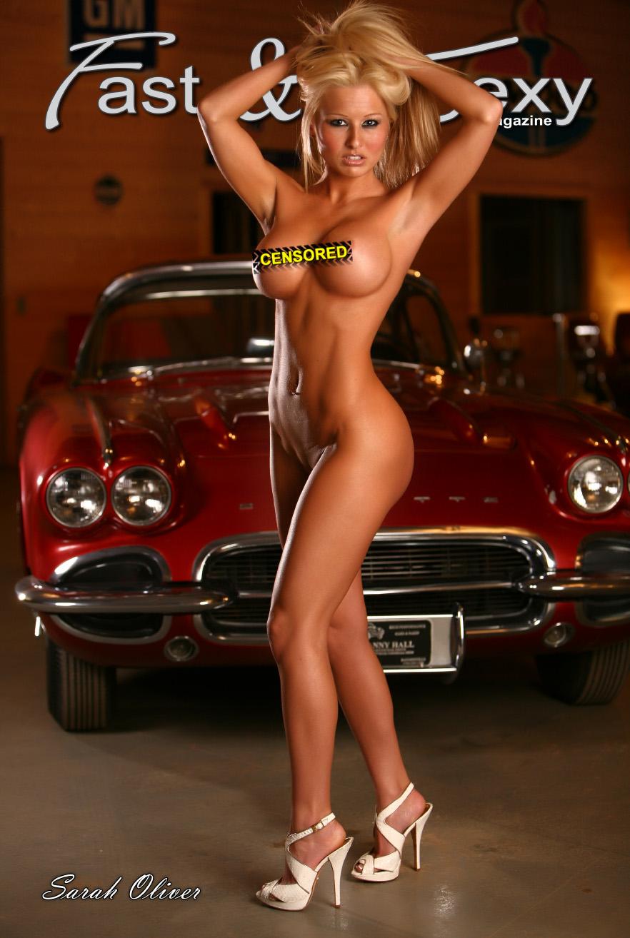 from Mason sarah oliver naked pics