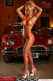 from Landen sarah oliver naked pics