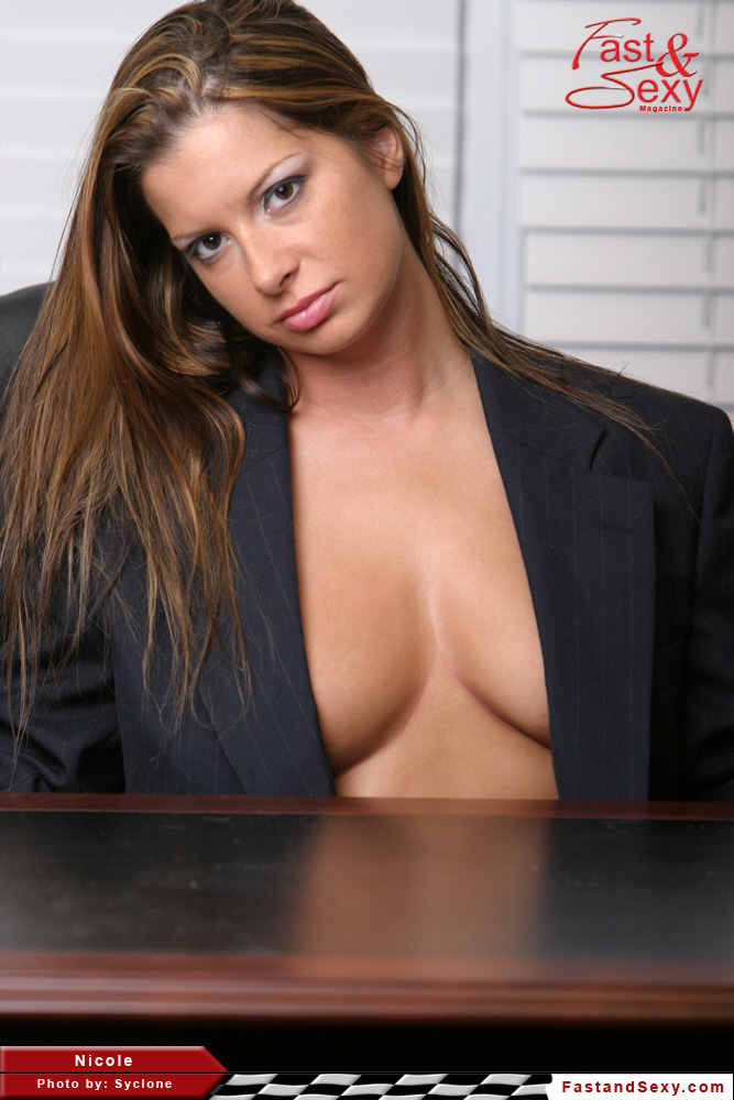 Sexy secretaries stripping