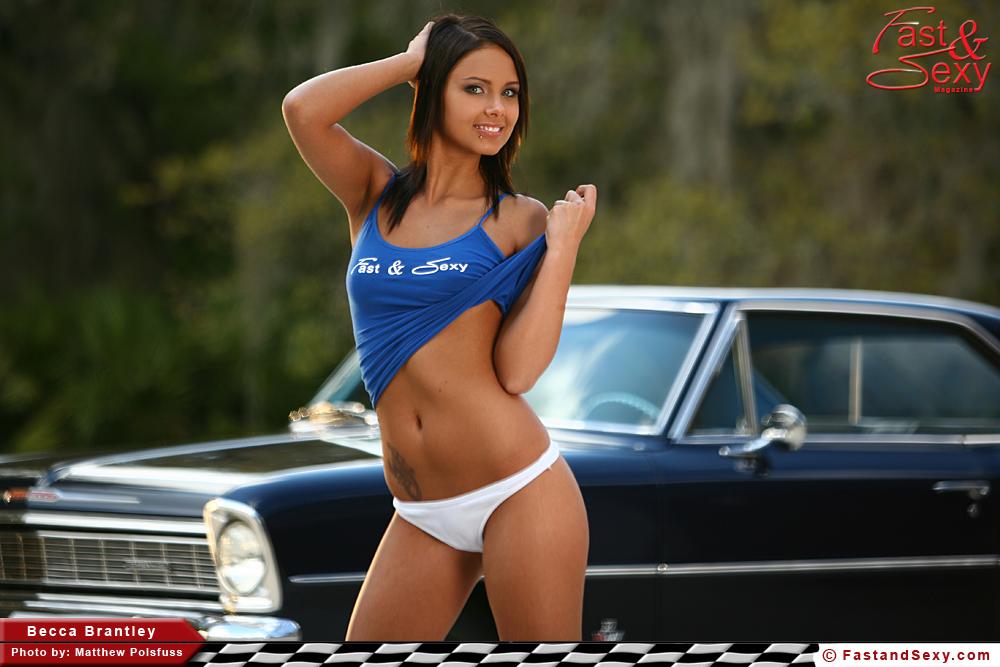 Cosmid becca clark nude